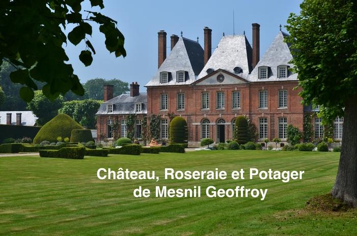 Journées du patrimoine 2020 - Visite guidée du château de Mesnil Geoffroy