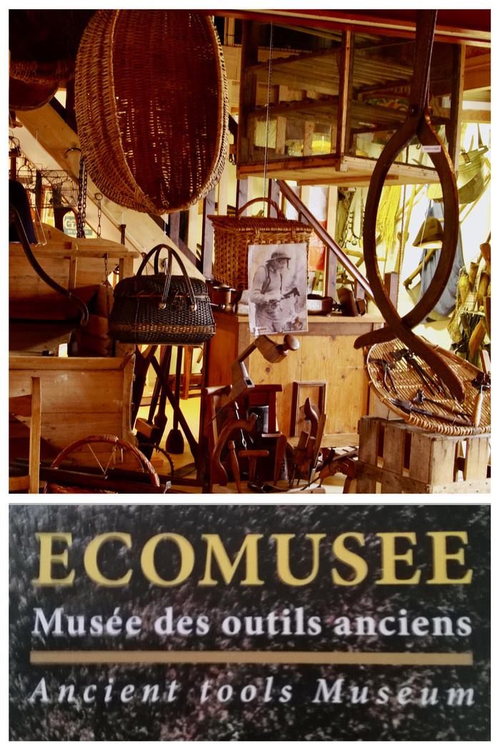 Journées du patrimoine 2019 - Écomusée, Musée des outils anciens de Mailly-le-Château