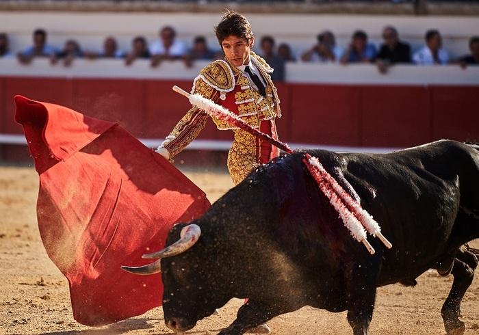 Journées du patrimoine 2020 - Démonstration de toréo