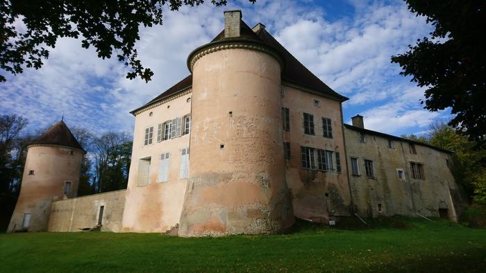 Journées du patrimoine 2019 - Visite du château d'Arrentières