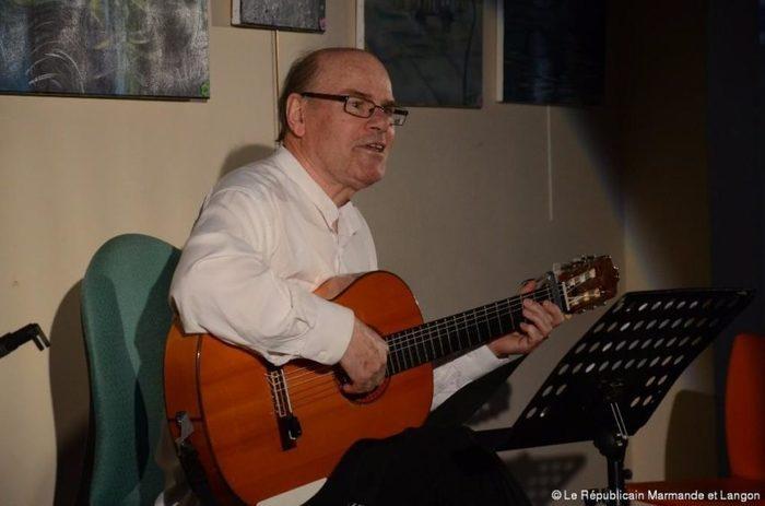 Journées du patrimoine 2020 - Concert avec Gérard Brice
