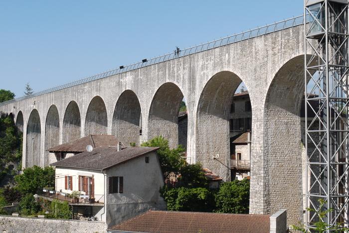 Journées du patrimoine 2019 - Visite de l'aqueduc