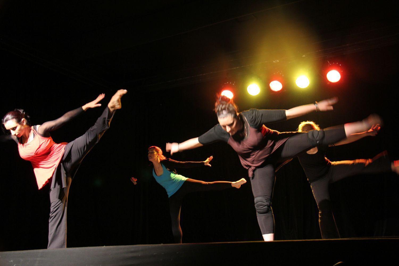Stage découverte: danse contemporaine