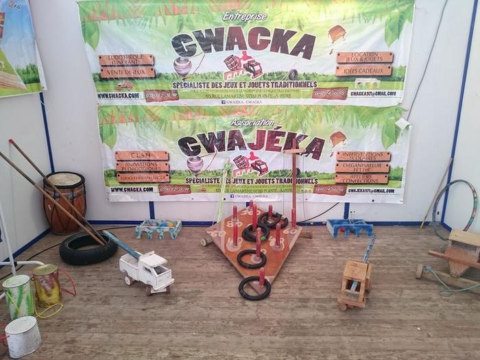 Journées du patrimoine 2019 - Tournois de jeu de 7 familles des jeux et jouets traditionnels – association Gwajéka