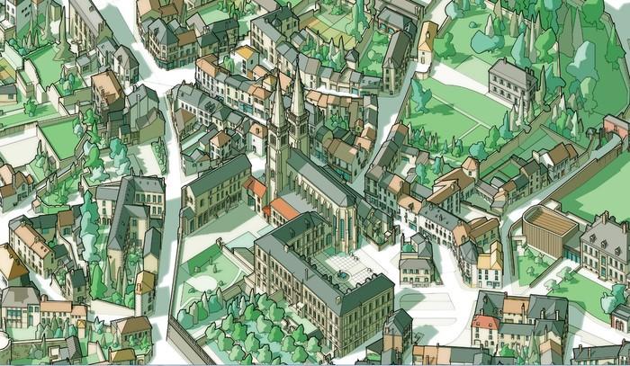 Journées du patrimoine 2020 - Visite de chantier du site de l'Abbaye : futur pôle culturel et touristique