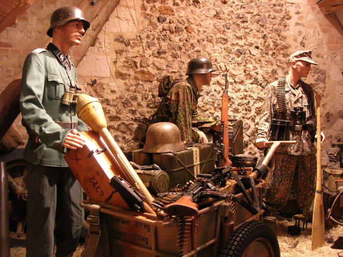 Journées du patrimoine 2019 - Visite du Musée Août 1944