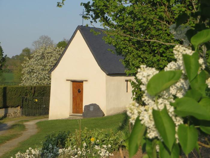 Journées du patrimoine 2020 - Journées du Patrimoine : Chapelle Saint-Lézin - Congrier 53