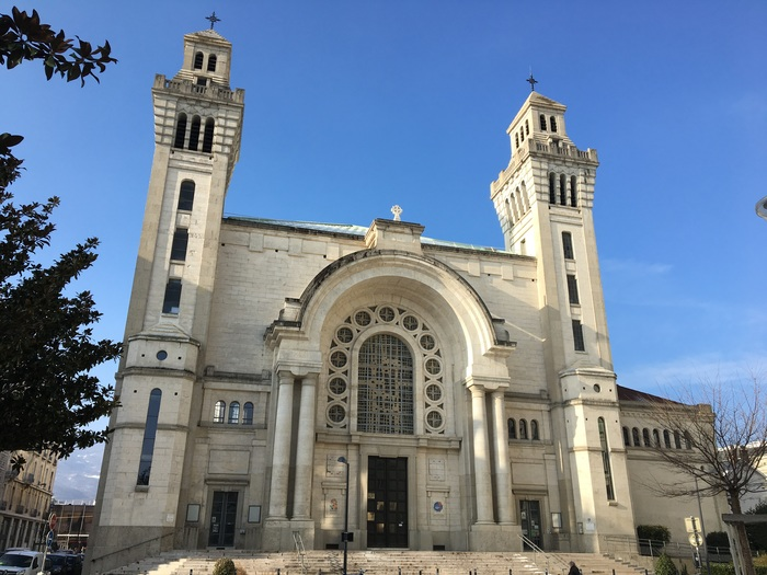 Journées du patrimoine 2020 - Visite guidée de la Basilique du Sacré-Coeur