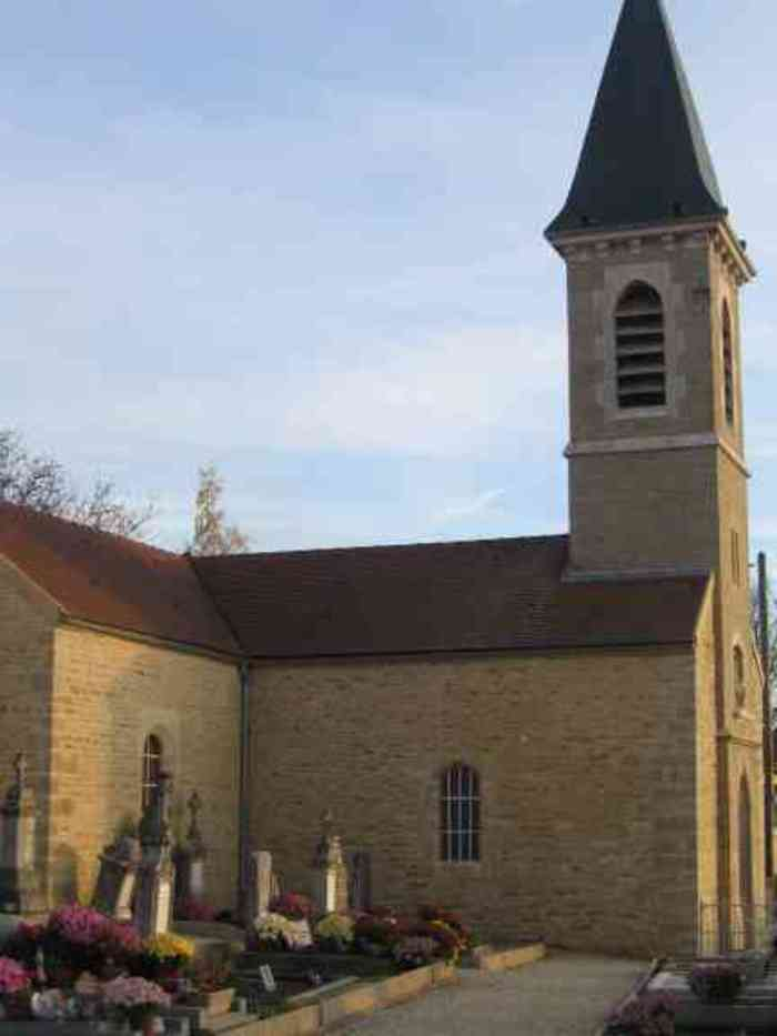 Journées du patrimoine 2019 - Visite de l'église Saint-Martin