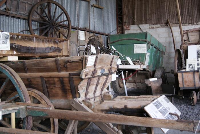 Journées du patrimoine 2020 - Visite de la ferme écomusée de Souastre