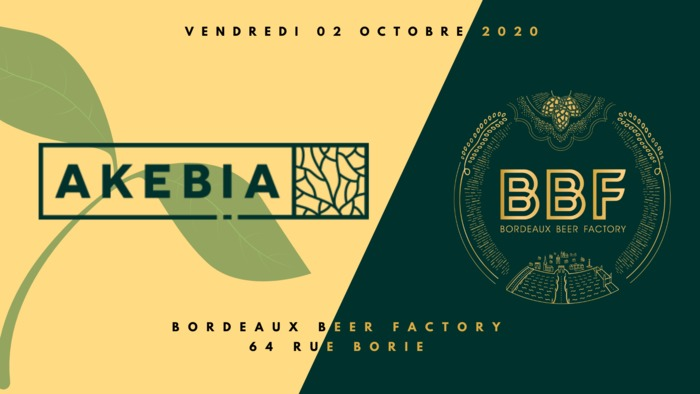 Brassage live : AKEBIA x BBF