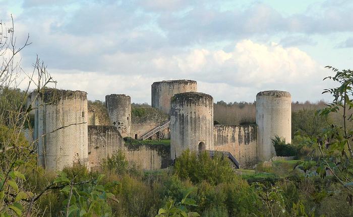 Journées du patrimoine 2020 - Visite libre d'une forteresse médiévale unique !