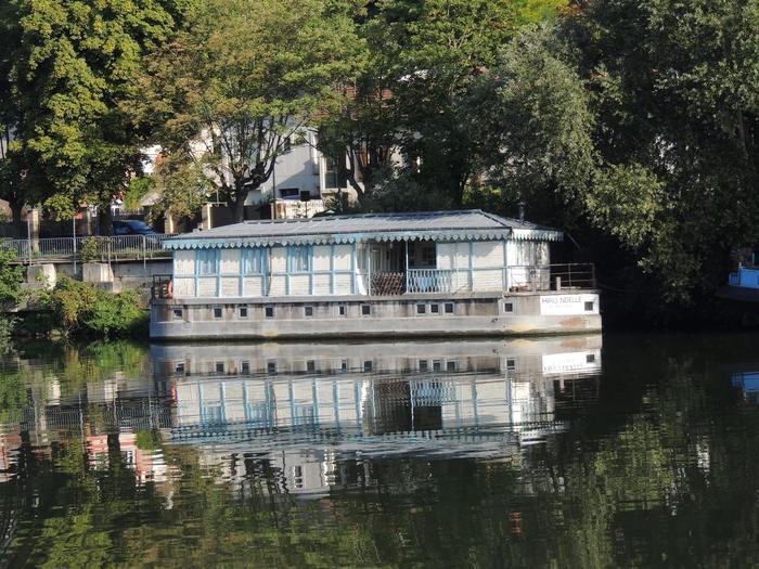 Journées du patrimoine 2019 - Visite du ponton-débarcadère L'Hirondelle – Le Bien Gagné