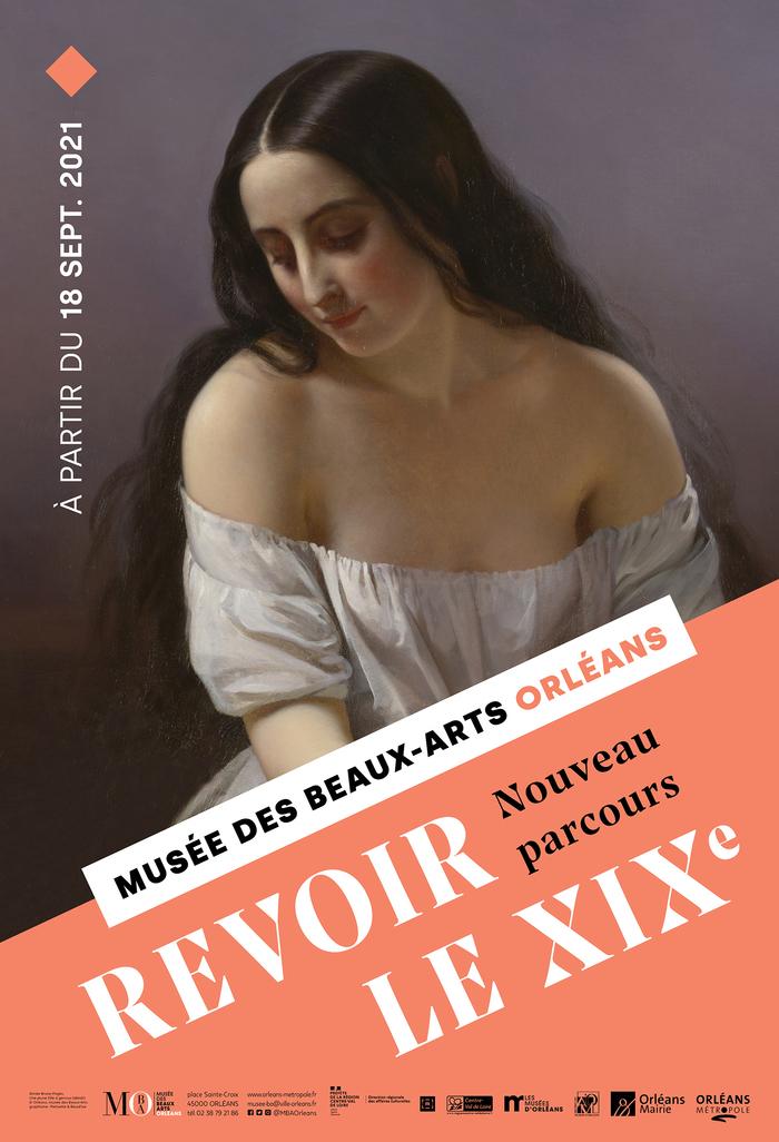 Redécouvrez les collections consacrées au XIXe siècle du musée des Beaux-Arts !