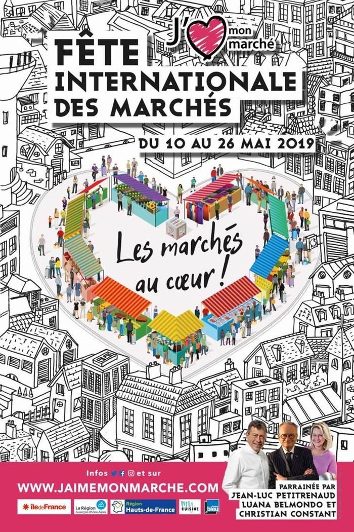 La MEL participe à la Fête Internationale des Marchés saison 5 !
