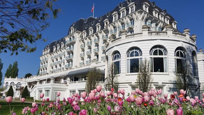 Journées du patrimoine 2019 - Visite de l'Impérial Palace et du Casino Impérial d'Annecy