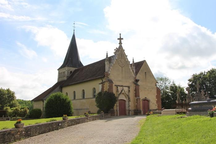 Journées du patrimoine 2019 - Découverte de l'église d'Isle-Aumont