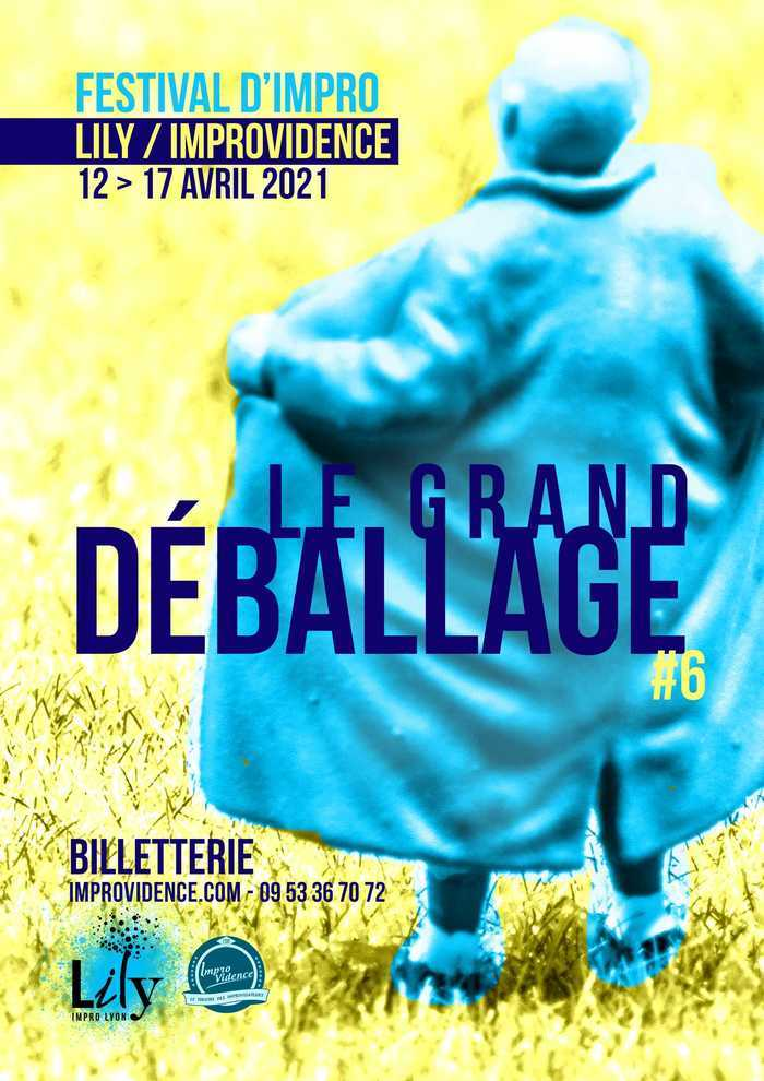 Le Grand Déballage – Spectacle en ligne