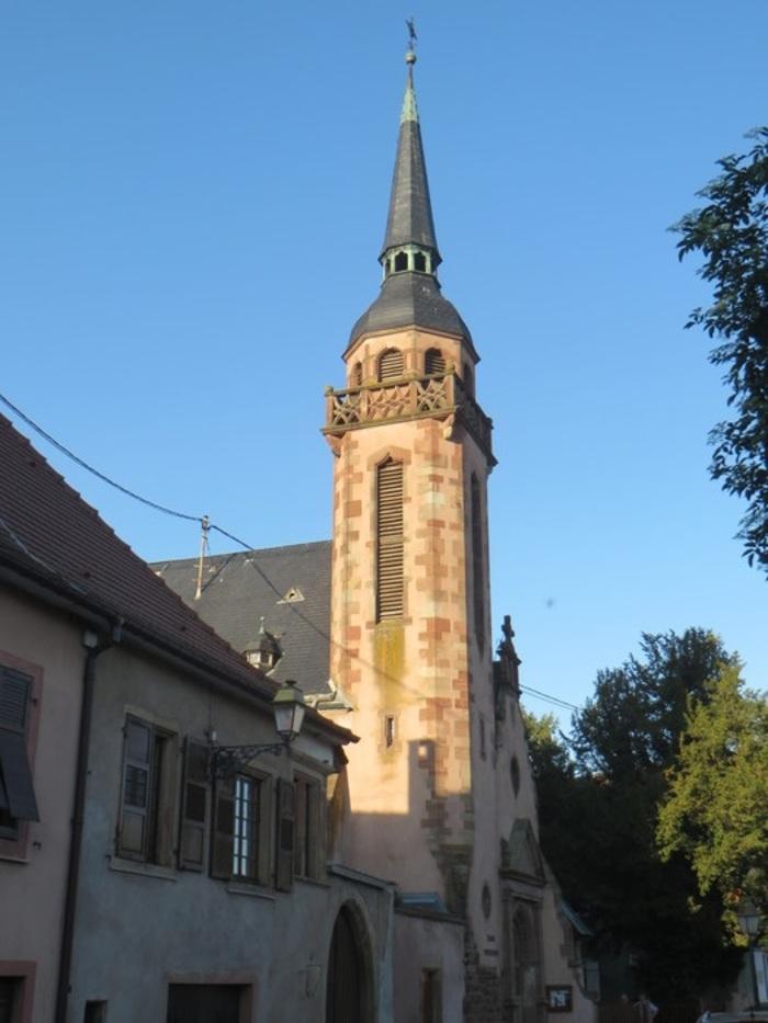 Journées du patrimoine 2020 - Animations à l'église protestante de Molsheim