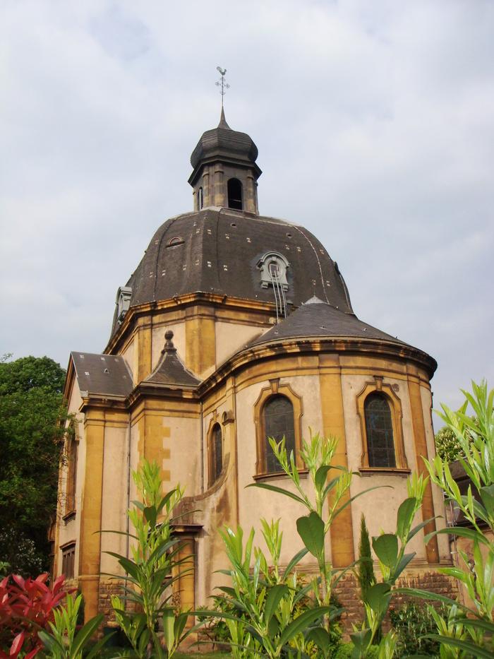 Journées du patrimoine 2019 - Visite libre de la Chapelle Saint-Charles Borromée du Grand Séminaire