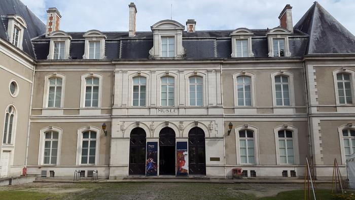 Journées du patrimoine 2020 - Le musée de Tessé