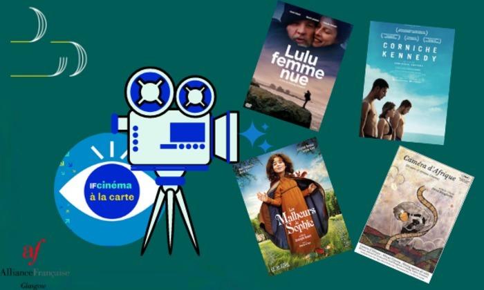 Le rendez-vous cinéma français à noter dans vos agendas ! «IFCinéma à la carte» vous donne l'occasion unique de regarder depuis votre salon des films français en tout genre!
