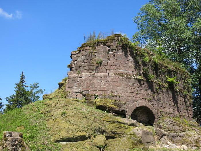 Journées du patrimoine 2020 - Visite guidée des ruines du château de Salm