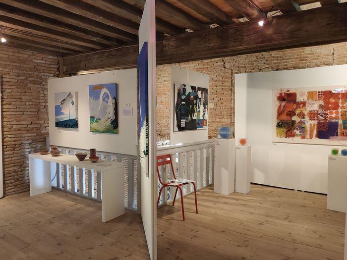 Journées du patrimoine 2019 - Exposition Salon d'Art Contemporain