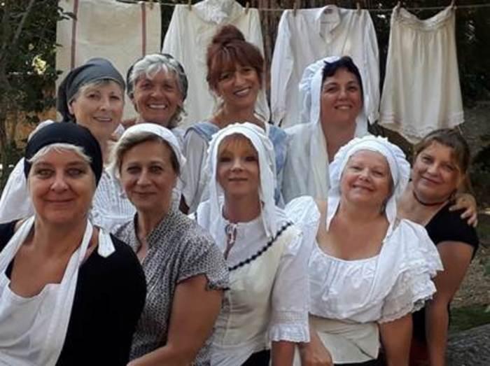 Journées du patrimoine 2020 - Les Lavandières par la Compagnie du Proscenium
