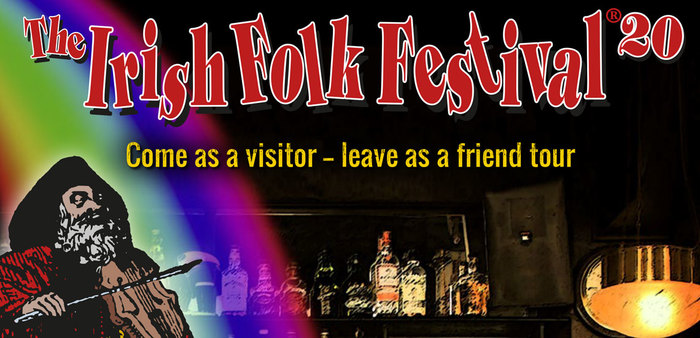 The Irish Folk Festival 2021