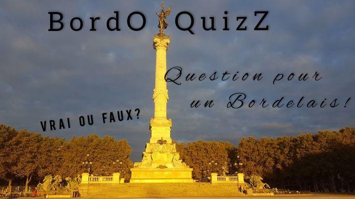 Journées du patrimoine 2020 - Annulé | BordO QuizZ