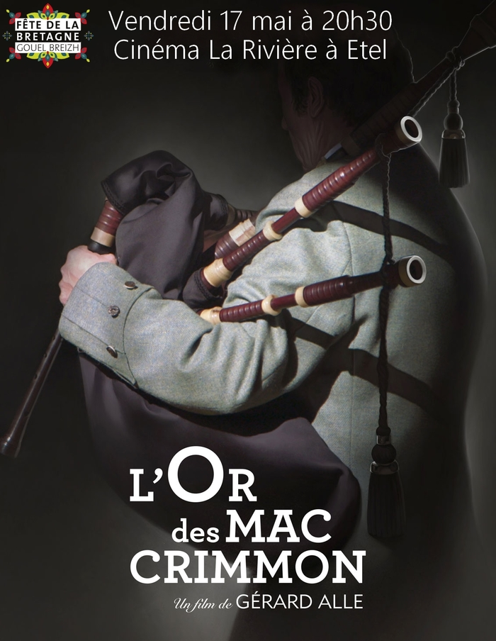 Projection-rencontre : L'or des Mac Crimmon