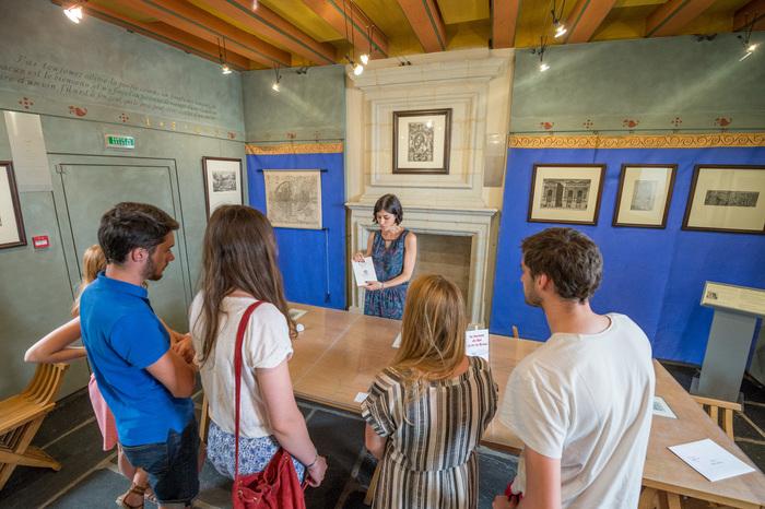 Journées du patrimoine 2019 - Visite guidée du Musée Joachim Du Bellay