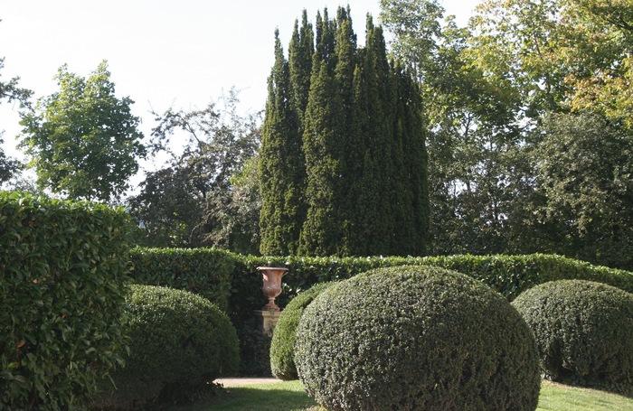 Journées du patrimoine 2020 - Visite de jardins historiques