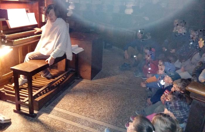 Journées du patrimoine 2019 - Démonstration d'orgue