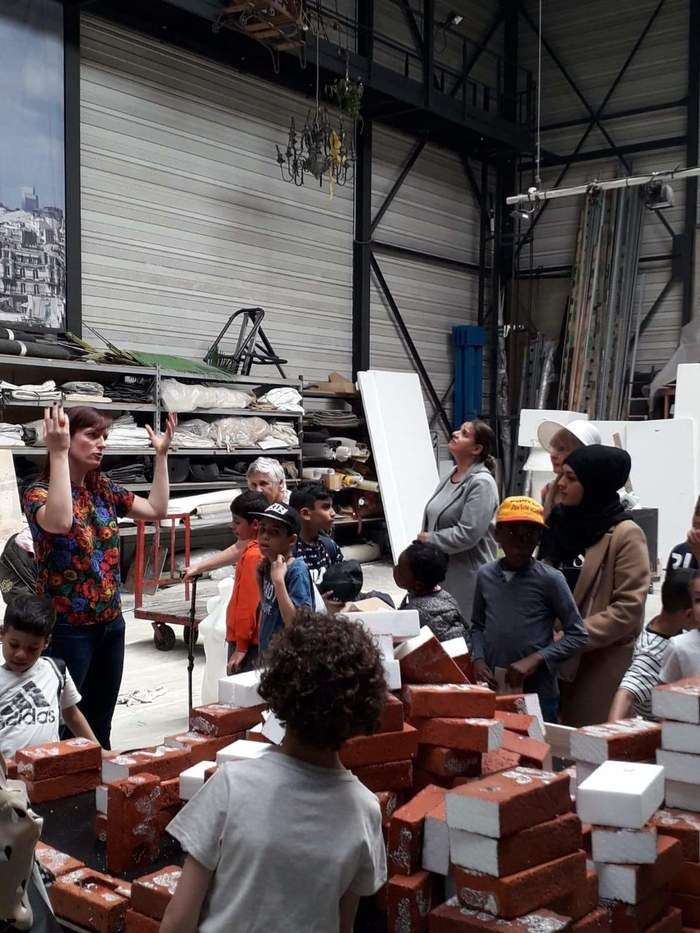 Journées du patrimoine 2020 - Visite du Théâtre Nanterre-Amandiers