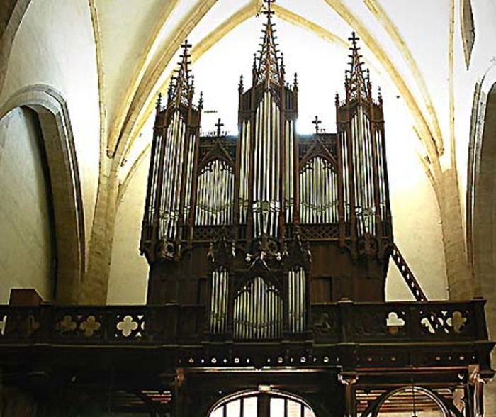 Journées du patrimoine 2019 - Visite de l'orgue MAGEN