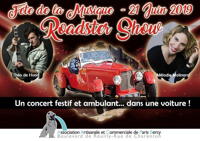 Fête de la musique 2019 - Roadster Show