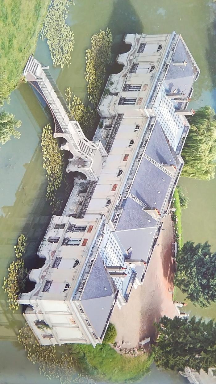 Journées du patrimoine 2020 - Découverte du château de Ricquebourg