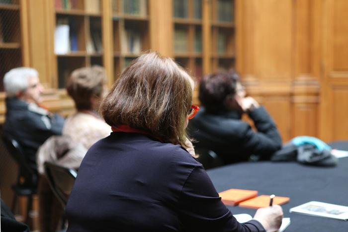 Journées du patrimoine 2019 - Visite commentée de la Bibliothèque Smith-Lesouëf
