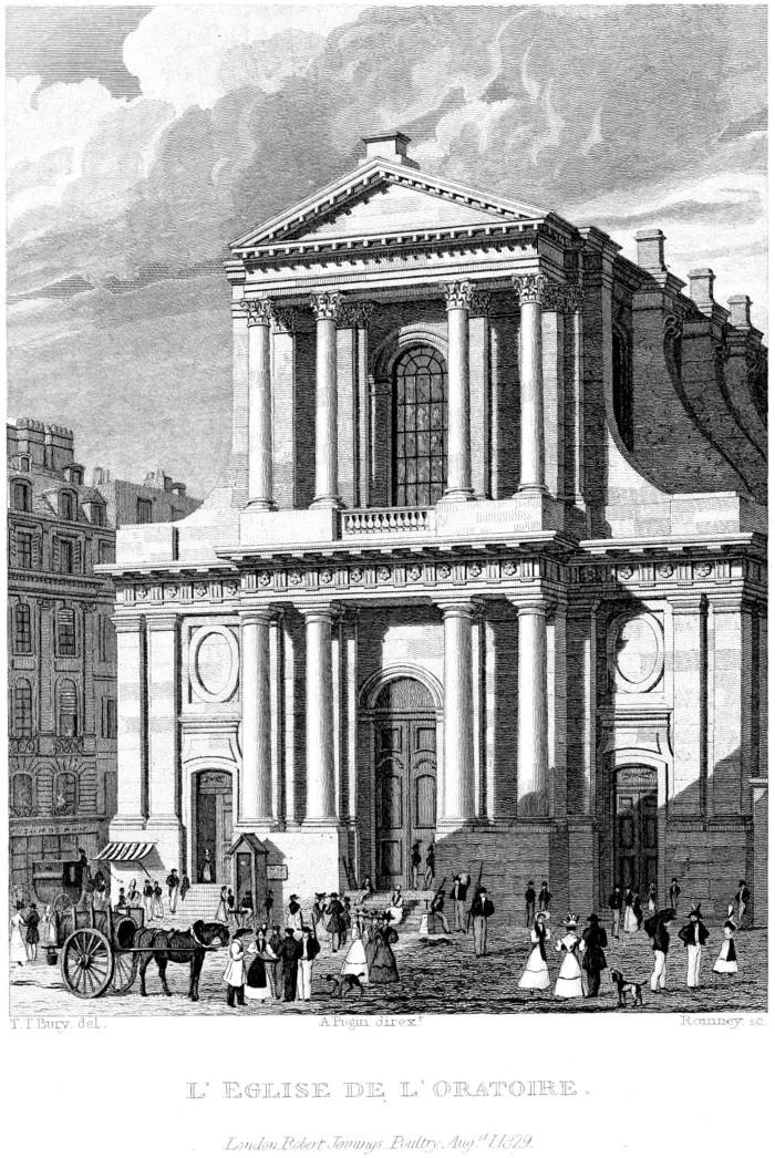 Journées du patrimoine 2020 - Conférence : L'Oratoire, de Napoléon au Protestantisme libéral, par Laurence Tardy, historienne enseignante à l'Ecole du Louvre