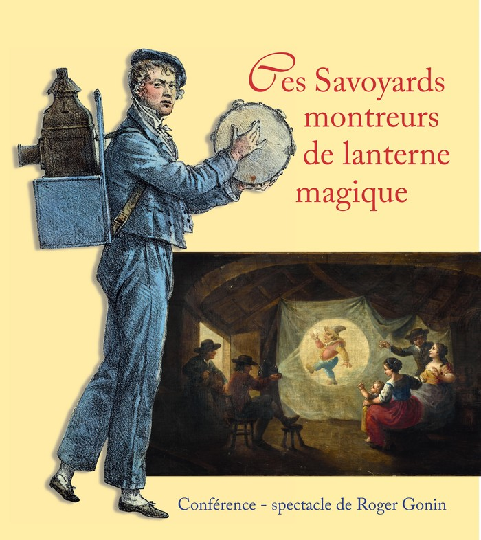 Journées du patrimoine 2019 - Conférence-spectacle « La lanterne magique ! »