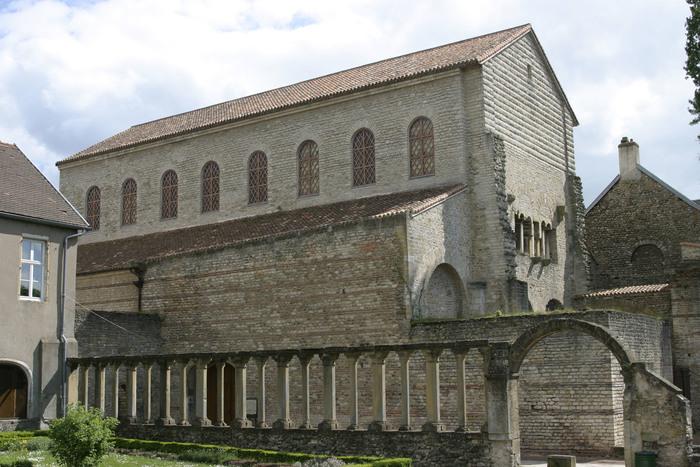 Journées du patrimoine 2020 - Visite libre de l'église Saint-Pierre-aux-Nonnains