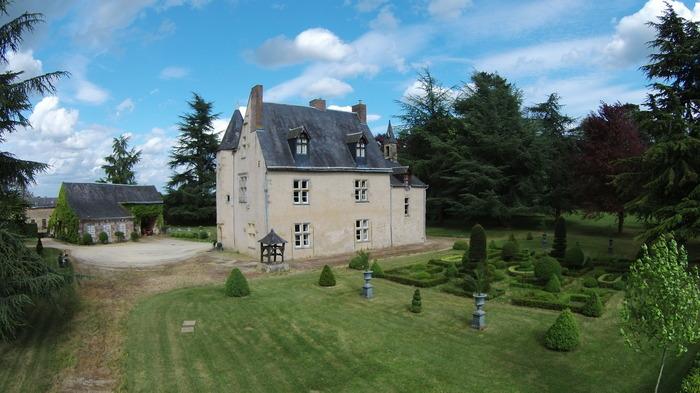 Journées du patrimoine 2019 - Journées du Patrimoine 2019 Manoir d'Auvers - Durtal, 49430 - visite des extérieurs