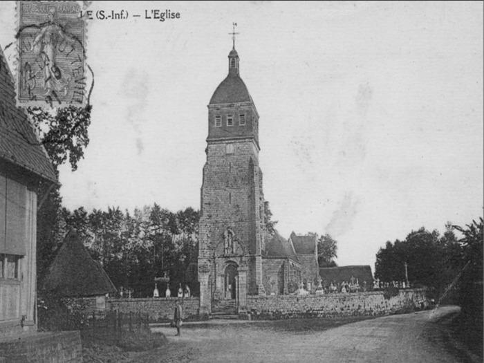 Journées du patrimoine 2020 - Visite exposition de l'église de Néville