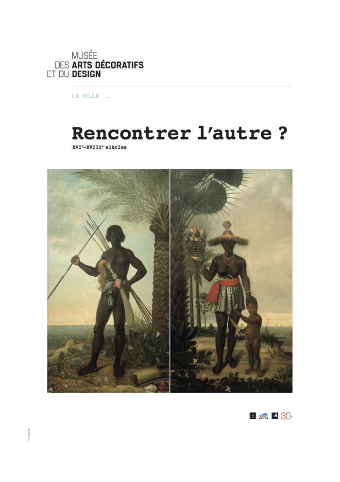 Journées du patrimoine 2019 - Rencontrer l'autre ? XVIème -  XVIIIème siècle.