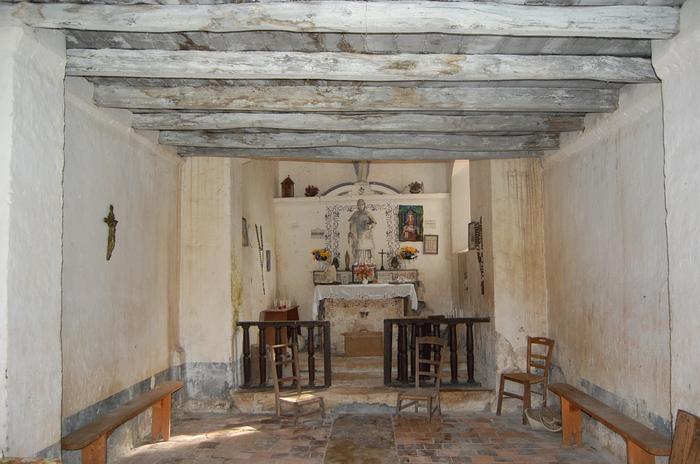 Journées du patrimoine 2020 - Visite guidée de la chapelle de Loubressac à Mazerolles