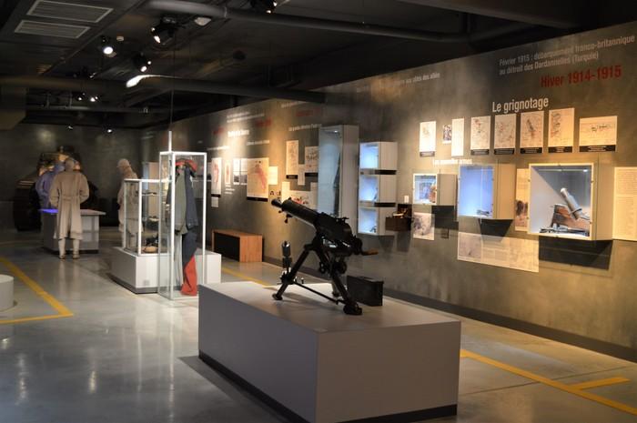 Journées du patrimoine 2020 - Visite libre du Centre d'Interprétation Marne 14-18