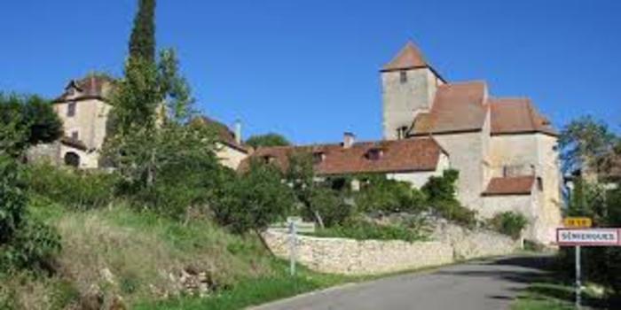 Journées du patrimoine 2019 - Visite libre d'un village quercynois ancien et typique