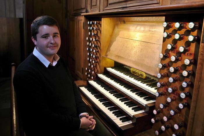 Journées du patrimoine 2019 - Concert d'orgue à l'église Saints-Pierre-et-Paul